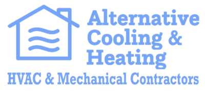 Alternative Cooling and Heating Logo
